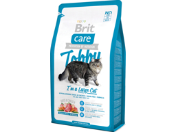 BRIT CARE TOBBY LARGE AND OG KYLLING GRAIN-FREE KATTEMAD