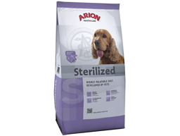 ARION STERILIZED HUNDEFODER