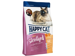 HAPPY CAT ADULT STERILISED LAX KATTMAT