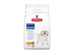 HILL'S SCIENCE PLAN CANINE MATURE ADULT 7+ ACTIVE LONGEVITY MINI WITH CHICKEN HUNDEFODER