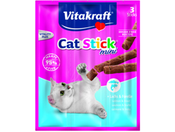 VITAKRAFT CAT STICK LOHI/TURSKA