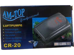 AM-TOP ILMAPUMPPU CR20