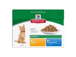 HILL'S SCIENCE PLAN KITTEN HEALTHY DEVELOPMENT KATTMAT
