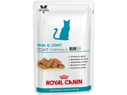 ROYAL CANIN VETERINARY CARE NUTRITION FELINE SKIN & COAT KATTEMAT