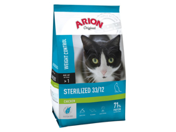 ARION ORIGINAL CHICKEN STERILIZED KATTEMAT