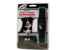 PET TAGS REMOTE DOG TRAINER