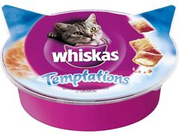 WHISKAS TEMPTATIONS KATTGODIS