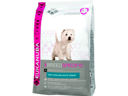 EUKANUBA BREED SPECIFIC WEST HIGHLAND TERRIER HUNDEMAD