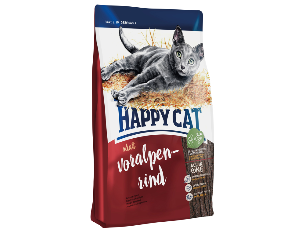 HAPPY CAT ADULT NAUTA KISSANRUOKA