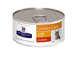 HILL'S PRESCRIPTION DIET FELINE C/D URINARY CARE MULTICARE WITH CHICKEN KATTEMAT