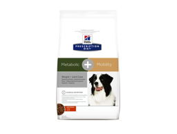 HILLS PRESCRIPTION DIET CANINE METABOLIC + MOBILITY KOIRANRUOKA