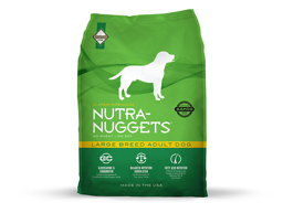 NUTRA-NUGGETS LARGE BREED KOIRANRUOKA
