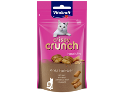 VITAKRAFT CRISPY CRUNCH HEALTHY ANTI HAIRBALL KATTEGODBID