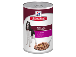 HILL'S SCIENCE PLAN CANINE ADULT DELICIOUS BEEF HUNDEFODER