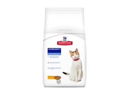 HILL'S SCIENCE PLAN FELINE MATURE ADULT 7+ ACTIVE LONGEVITY CHICKEN KATTEMAD