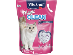 VITAKRAFT MAGIC CLEAN LAVENDEL KATTEGRUS