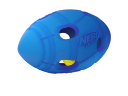 NERF LED BASH FOOTBALL HUNDLEKSAK