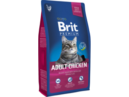 BRIT PREMIUM ADULT KISSANRUOKA
