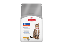 HILL'S SCIENCE PLAN FELINE ADULT ORAL CARE CHICKEN KATTMAT