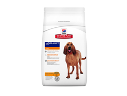 HILL'S SCIENCE PLAN CANINE MATURE ADULT 7+ LIGHT ACTIVE LONGEVITY WITH CHICKEN HUNDFODER