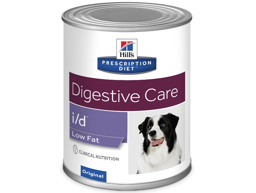 HILLS PRESCRIPTION DIET CANINE I/D DIGESTIVE CARE LOW FAT ORIGINAL HUNDFODER