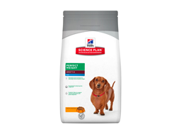 HILL'S SCIENCE PLAN CANINE ADULT PERFECT WEIGHT MINI WITH CHICKEN HUNDEFODER