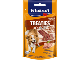 VITAKRAFT TREATIES MINIS HUNDESNACK