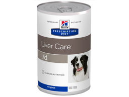 HILL'S PRESCRIPTION DIET CANINE L/D LIVER CARE ORIGINAL HUNDEFODER