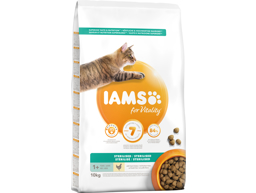 IAMS ADULT STERILISED KATTMAT