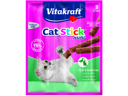 VITAKRAFT CAT STICK ANKKA/JÄNIS