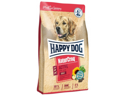 HAPPY DOG NATURCROQ ACTIVE HUNDEFÔR