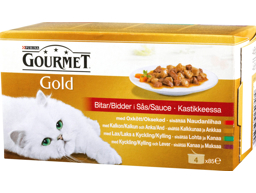 PURINA GOURMET GOLD SOVS KATTEMAD