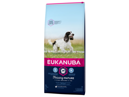 EUKANUBA THRIVING MATURE MEDIUM HUNDEFÔR