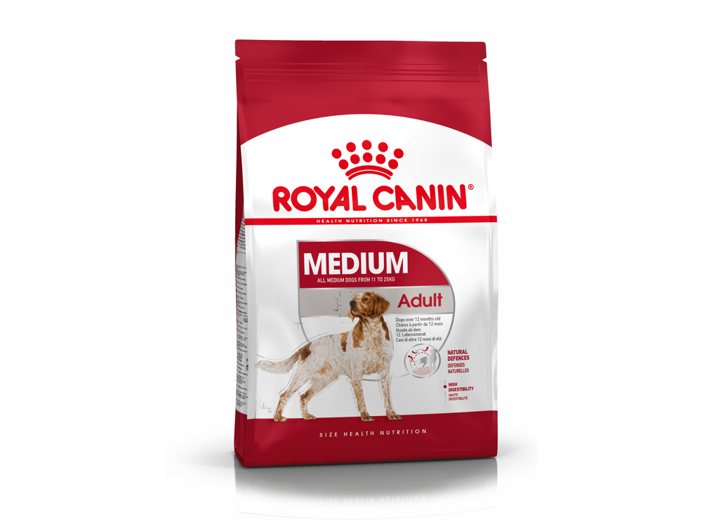 ROYAL CANIN MEDIUM ADULT HUNDEFÔR