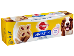 PEDIGREE DENTASTIX HUNDEGODBID