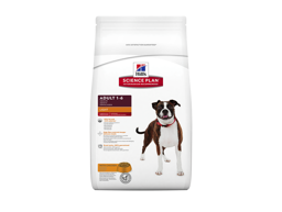 HILL'S SCIENCE PLAN CANINE ADULT LIGHT WITH CHICKEN HUNDEFODER