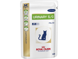 ROYAL CANIN VETERINARY DIET FELINE URINARY S/O WITH CHICKEN KATTEMAD