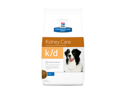 HILL'S PRESCRIPTION DIET KIDNEY CARE K/D ORIGINAL HUNDEFODER
