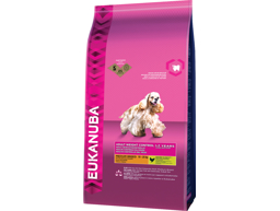 EUKANUBA ADULT WEIGHT CONTROL MEDIUM HUNDEFODER