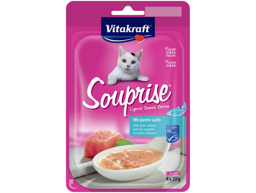 VITAKRAFT SOUPRISE LIQUID SNACK DELUXE KISSANHERKKU