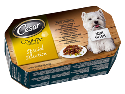 CESAR COUNTRY SELECTION HUNDEFODER