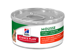 HILL'S KITTEN MOUSSE KATTMAT