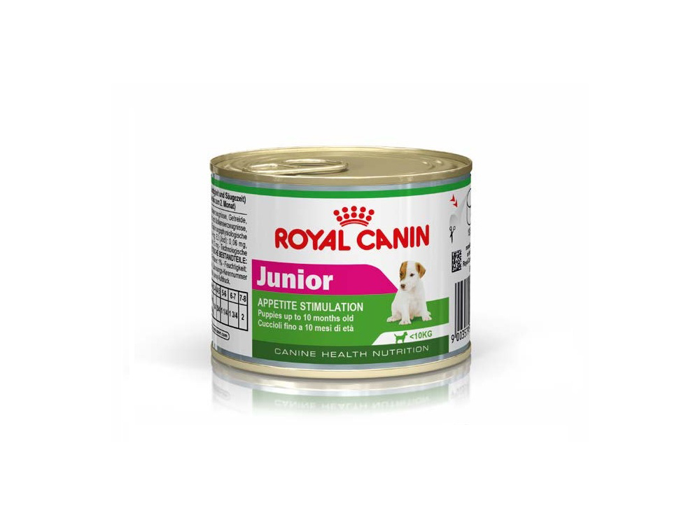 ROYAL CANIN MINI JUNIOR HUNDEFÔR