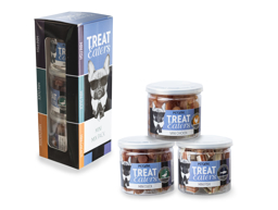 TREATEATERS 3 MIX-PACK HUNDESNACK