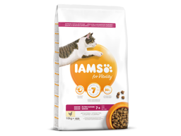 IAMS SENIOR/MATURE KATTEMAD