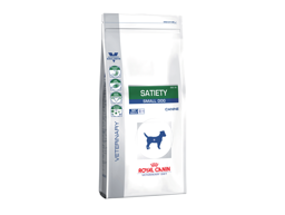 ROYAL CANIN VETERINARY DIET CANINE SATIETY SMALL DOG HUNDEFÔR