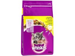 WHISKAS JUNIOR KATTMAT