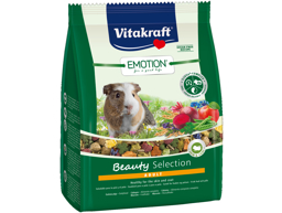 VITAKRAFT EMOTION BEAUTY SELECTION ADULT GNAVERFODER