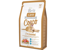 BRIT CARE COCCO HYPOALLERGENIC KATTEMAD