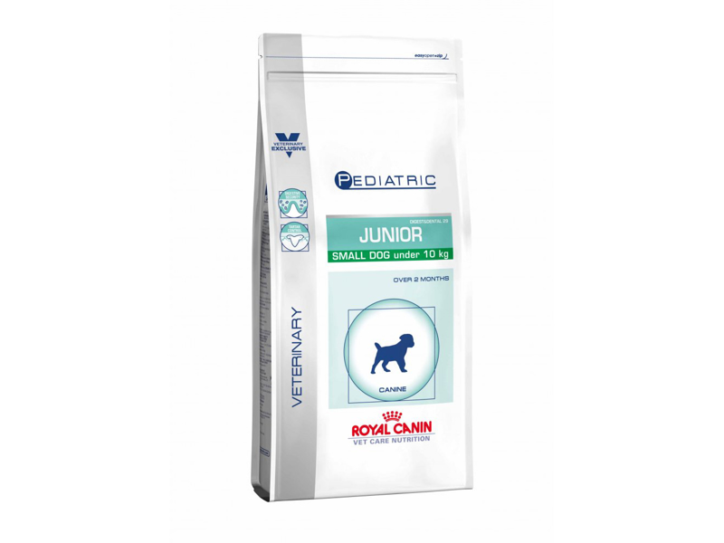 ROYAL CANIN VETERINARY CARE NUTRITION PEDIATRIC JUNIOR SMALL DOG HUNDEFODER